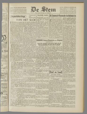 de Stem 1945-08-28