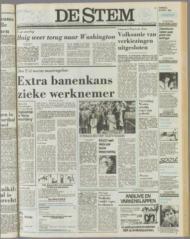 de Stem 1982-04-20