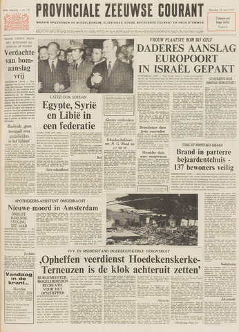 Provinciale Zeeuwse Courant 1971-04-19