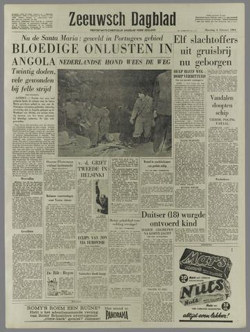 Zeeuwsch Dagblad 1961-02-06