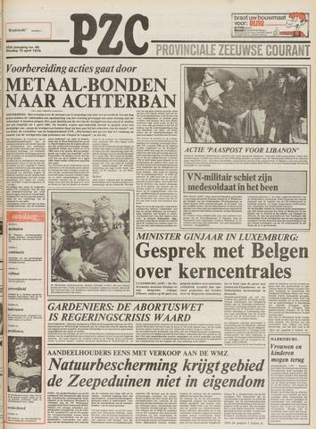 Provinciale Zeeuwse Courant 1979-04-10