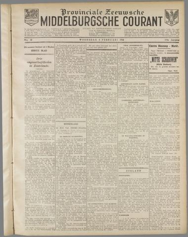 Middelburgsche Courant 1930-02-05