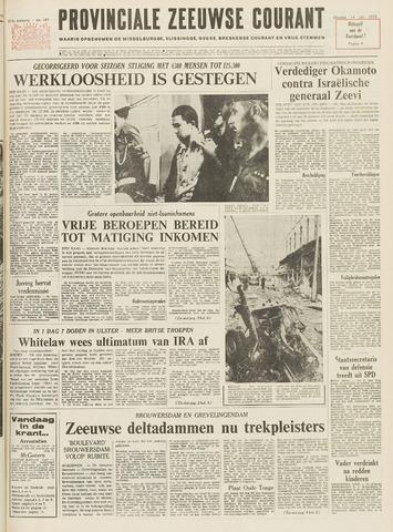 Provinciale Zeeuwse Courant 1972-07-11