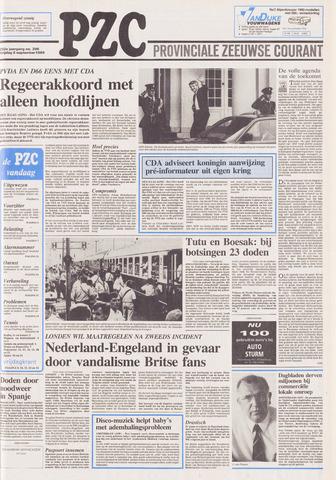 Provinciale Zeeuwse Courant 1989-09-08