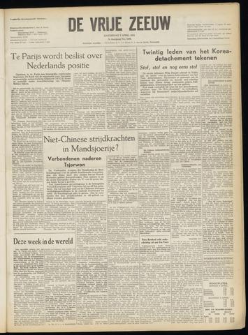 de Vrije Zeeuw 1951-04-07