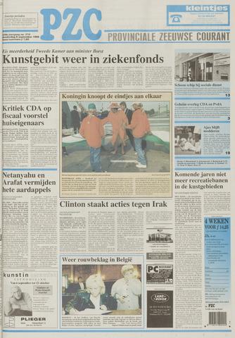Provinciale Zeeuwse Courant 1996-09-05