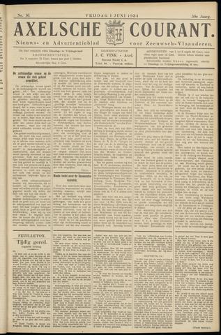 Axelsche Courant 1934-06-01