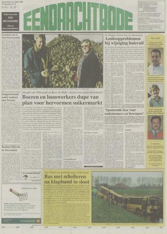 Eendrachtbode (1945-heden)/Mededeelingenblad voor het eiland Tholen (1944/45) 2004-11-04