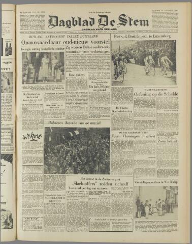de Stem 1952-08-25