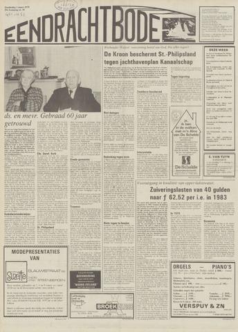 Eendrachtbode (1945-heden)/Mededeelingenblad voor het eiland Tholen (1944/45) 1979-03-01