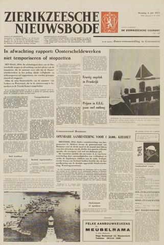 Zierikzeesche Nieuwsbode 1973-07-02