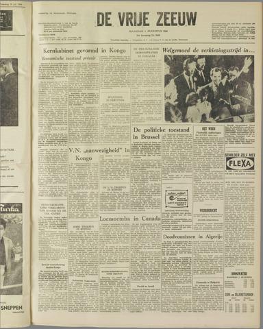 de Vrije Zeeuw 1960-08-01