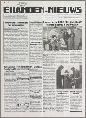 Eilanden-nieuws. Christelijk streekblad op gereformeerde grondslag 1995-03-21