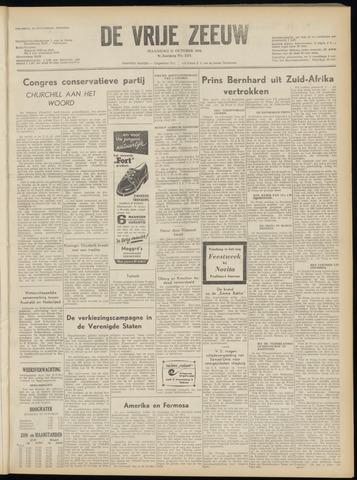 de Vrije Zeeuw 1954-10-11
