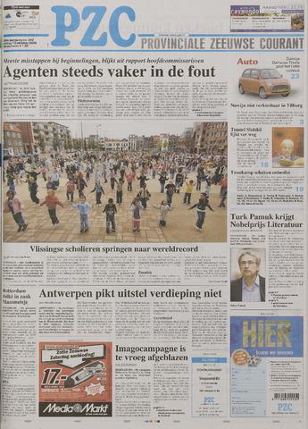 Provinciale Zeeuwse Courant 2006-10-13