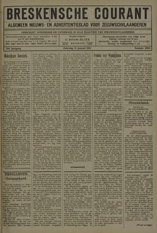 Breskensche Courant 1921-01-15