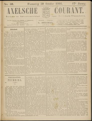 Axelsche Courant 1901-10-30