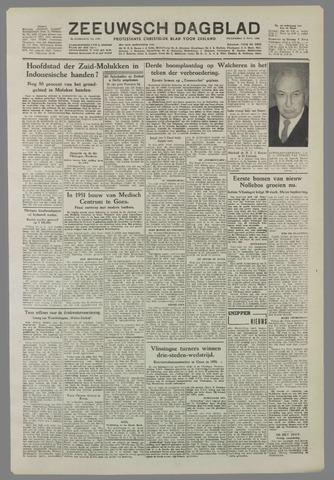Zeeuwsch Dagblad 1950-11-06