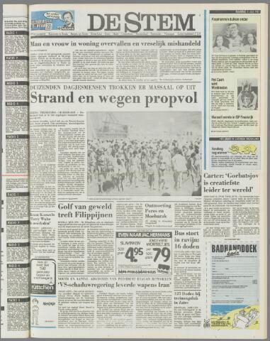 de Stem 1987-07-06