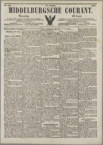 Middelburgsche Courant 1897-06-28