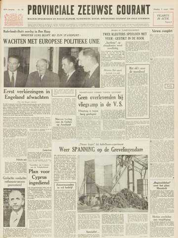 Provinciale Zeeuwse Courant 1964-03-03