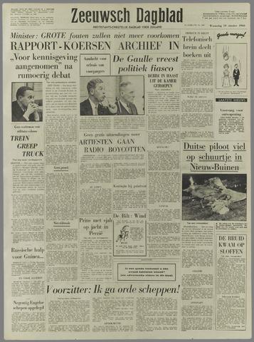 Zeeuwsch Dagblad 1960-10-19