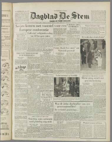 de Stem 1954-07-26