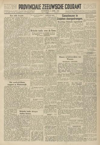Provinciale Zeeuwse Courant 1945-04-05