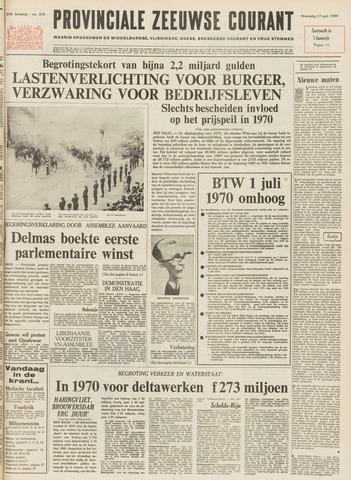 Provinciale Zeeuwse Courant 1969-09-17