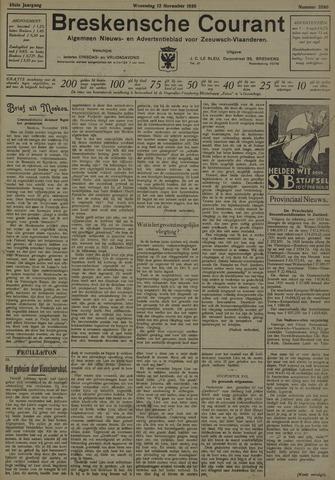 Breskensche Courant 1930-11-12