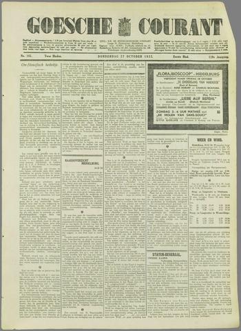 Goessche Courant 1932-10-27