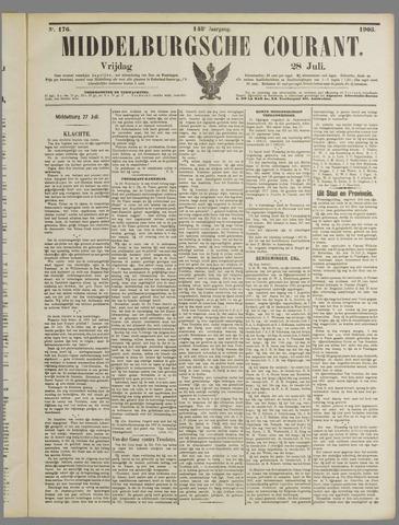 Middelburgsche Courant 1905-07-28