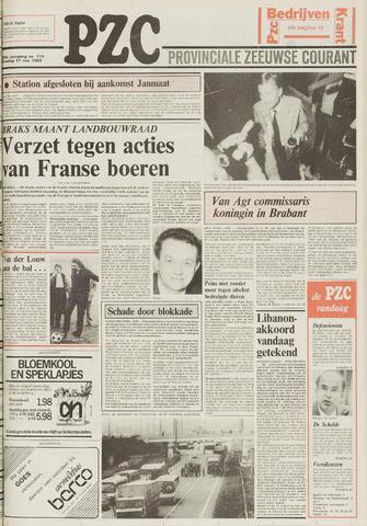 Provinciale Zeeuwse Courant 1983-05-17