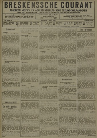 Breskensche Courant 1930-04-02