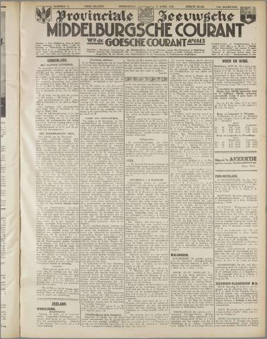 Middelburgsche Courant 1935-04-25