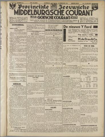 Middelburgsche Courant 1933-02-18