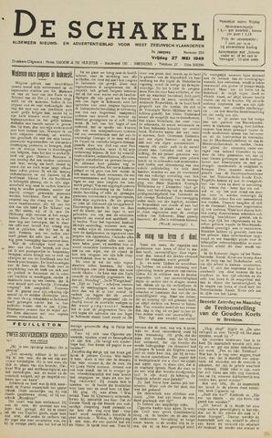 De Schakel 1949-05-27