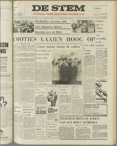 de Stem 1972-02-25