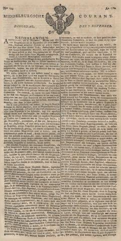 Middelburgsche Courant 1780-11-07