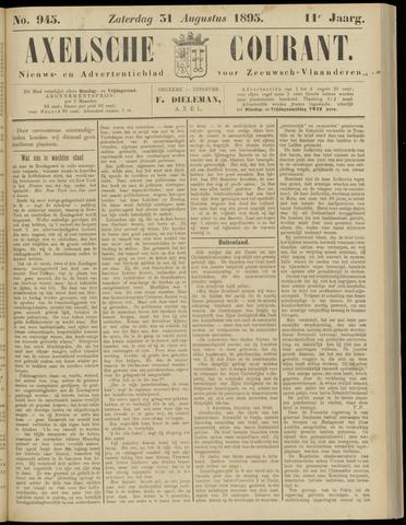 Axelsche Courant 1895-08-31