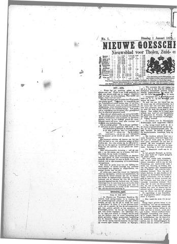 Nieuwe Goessche Courant 1878
