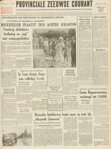 Provinciale Zeeuwse Courant 1964-06-16