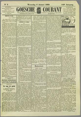 Goessche Courant 1932-01-06