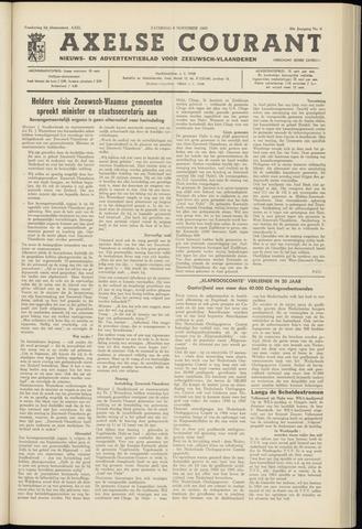 Axelsche Courant 1965-11-06