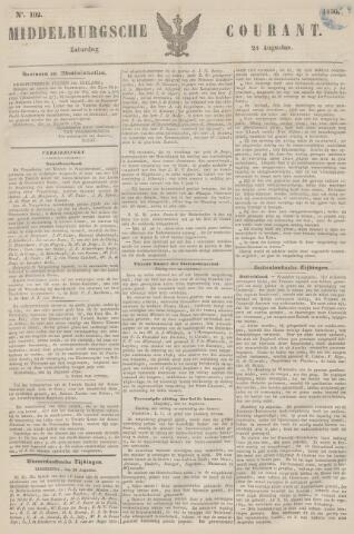 Middelburgsche Courant 1850-08-24