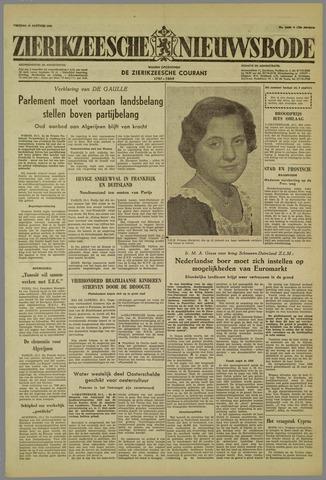 Zierikzeesche Nieuwsbode 1959-01-16