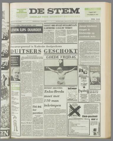 de Stem 1977-04-08