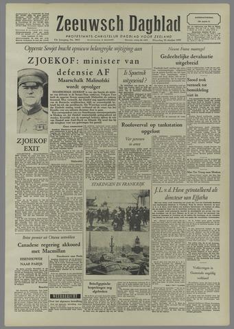 Zeeuwsch Dagblad 1957-10-28