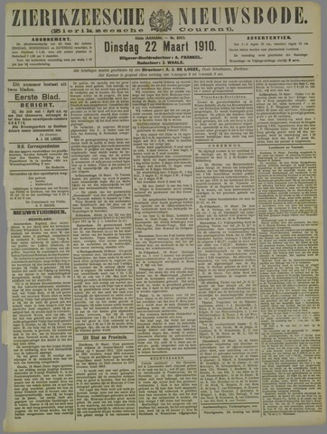 Zierikzeesche Nieuwsbode 1910-03-22