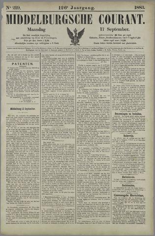 Middelburgsche Courant 1883-09-17